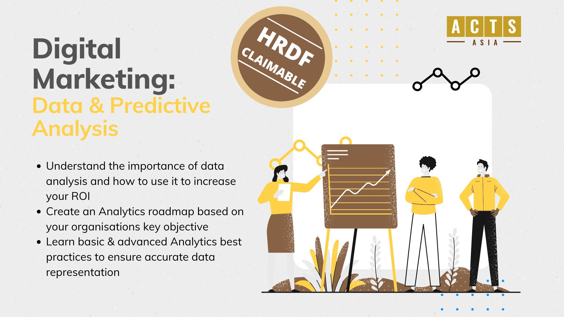 Digital Marketing: Data & Predictive Analysis