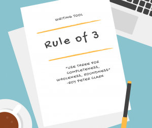 Rule of 3: Why Trios Makes Copy Memorable (According to Science)